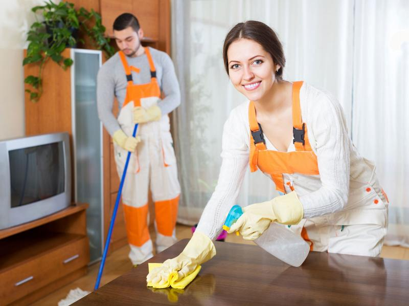 healthcare cleaning services near me in Saint Paul
